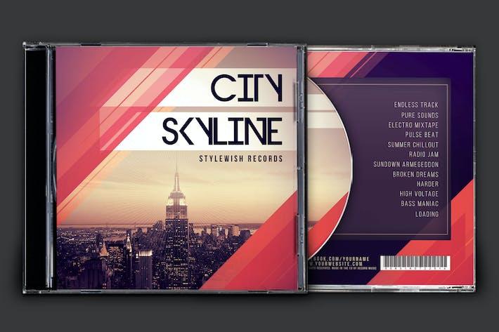 Thumbnail for City Skyline CD Cover Artwork