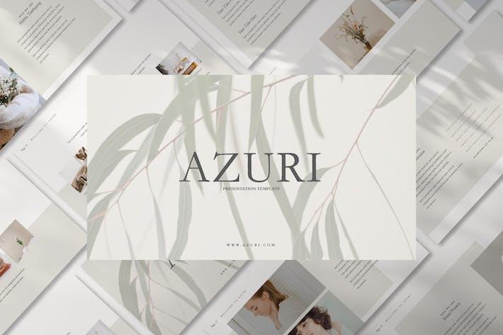 Cover Image For Azuri Analyze Shop Template