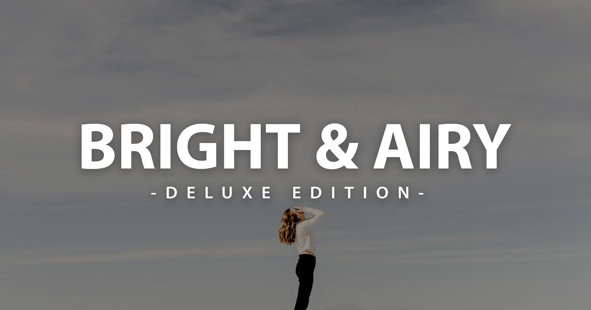 Download Bright and Airy | Deluxe Edition for Mobile and PC by LightPreset