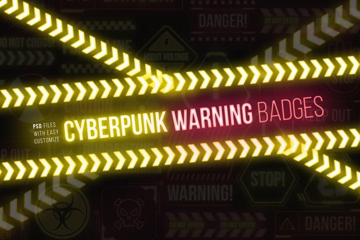 Thumbnail for Cyberpunk Warning Signs