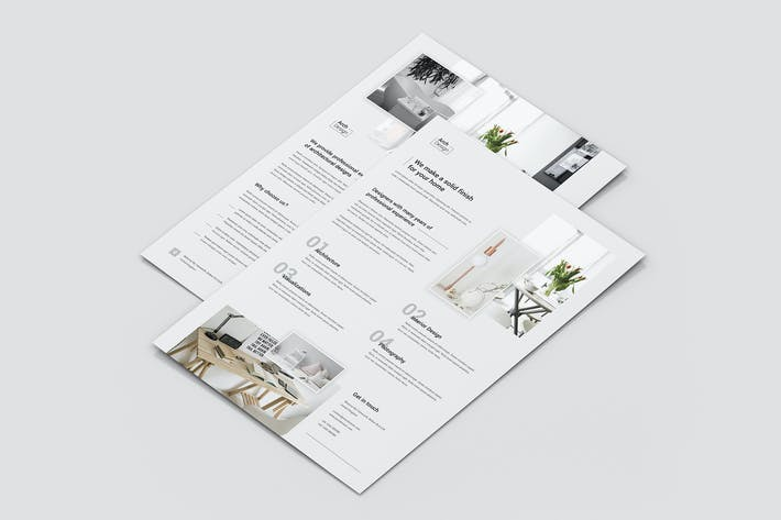 Thumbnail for Flyer – Architectural Studio