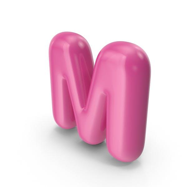 Thumbnail for Toon Balloon Letter M