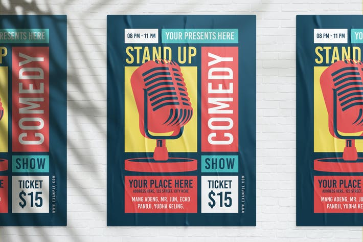 Thumbnail for Stand Up Show