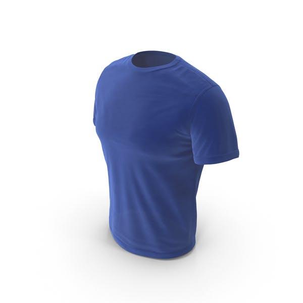 Blue Camiseta