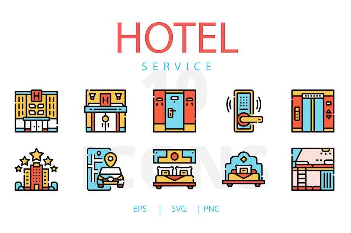 Service hôtelier