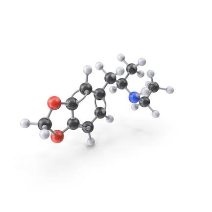 MDEA Molecule