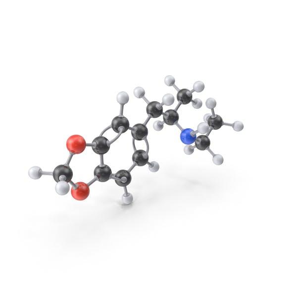 MDEA Молекула