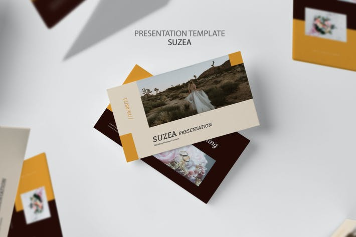 Thumbnail for Suzea: Keynote ка свадебного планировщика