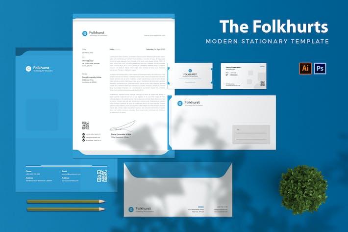 Folkhurst Company - Fixe