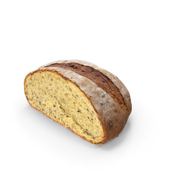 Half of Artisan Bread