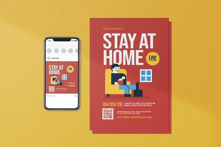 Stay At Home Package