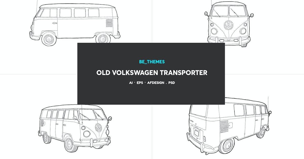 Транспортер темы чем каравелла отличается от мультивена и транспортера