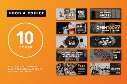 Essen & Kaffee Facebook Cover