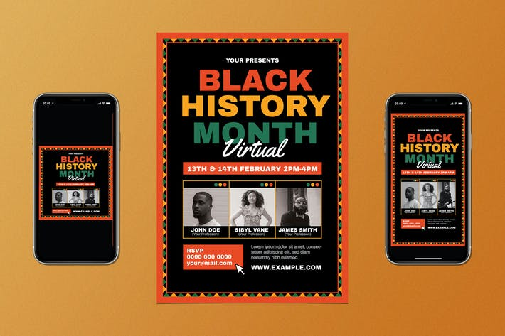 Virtual Black History Month