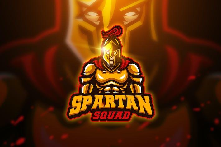 Thumbnail for Spartan 2 - Mascot & Esport Logo