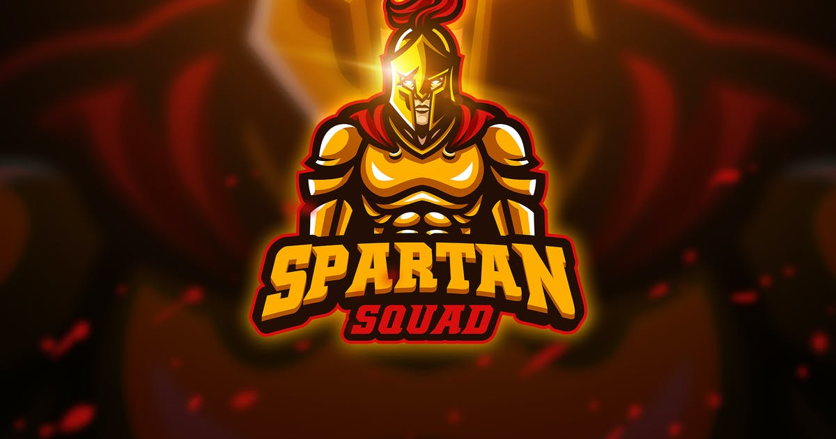 Download Spartan 2 - Mascot & Esport Logo by aqrstudio