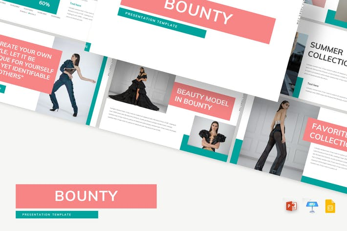 Thumbnail for Bounty - Powerpoint/Google Slides/Keynote Template