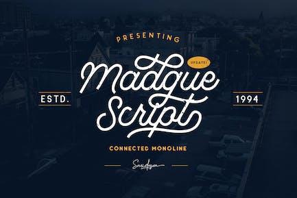Madgue - подключенная монолина +EXTRAS