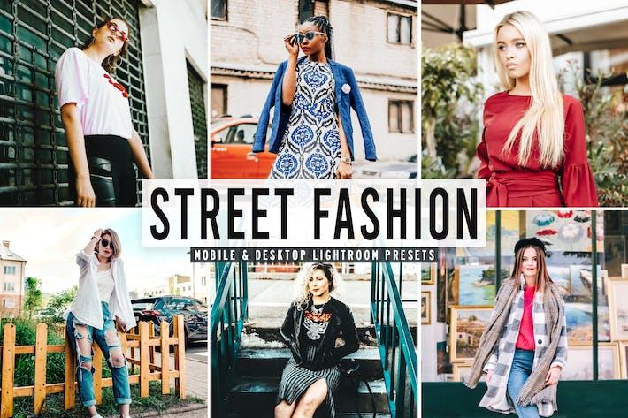 Thumbnail for Street Fashion Mobile & Desktop Lightroom Presets