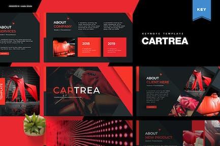 Cartrea | Keynote Template