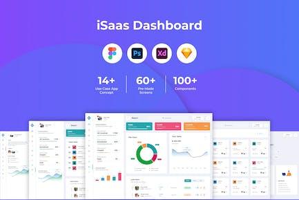 SAAS Dashboard Template