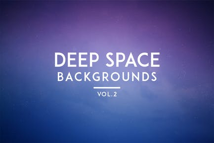 Deep Space Hintergründe Vol. 2