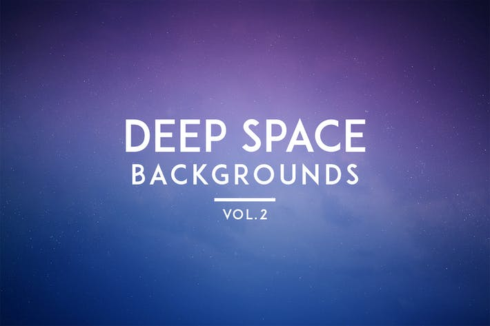 Thumbnail for Deep Space Backgrounds Vol. 2