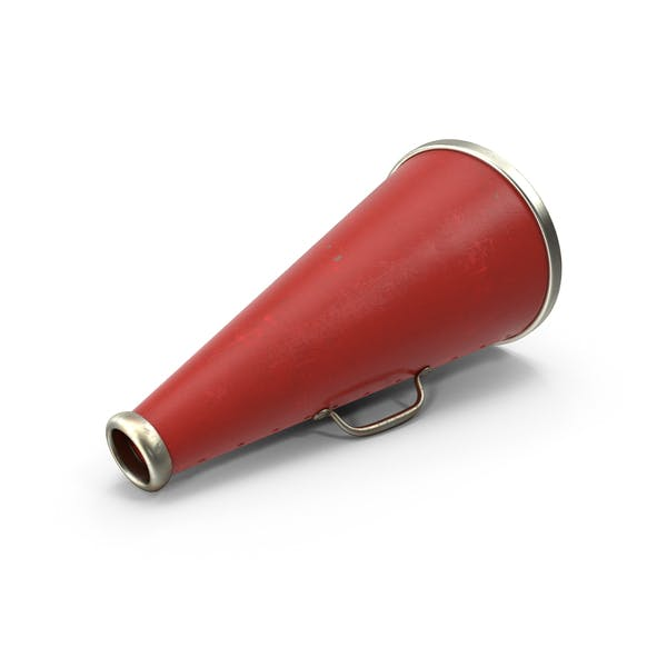 Cover Image for Old Megaphone
