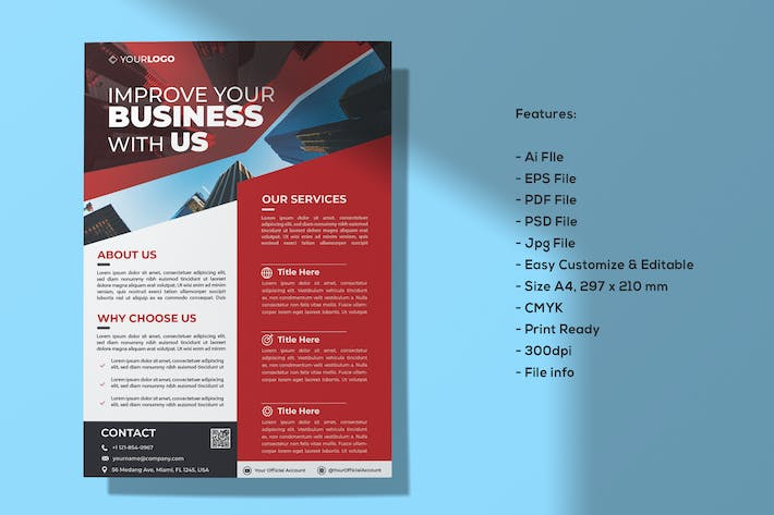 Thumbnail for Business Flyer