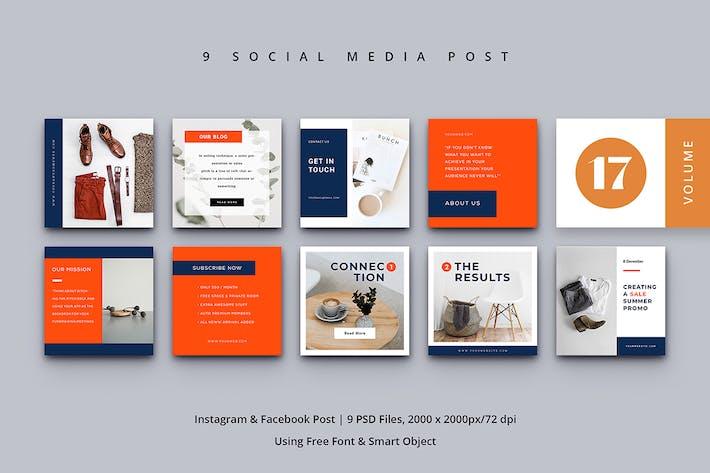 Thumbnail for Social Media Post Vol. 17