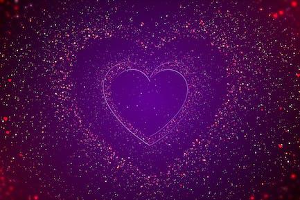 Fondo de Amor Hearty