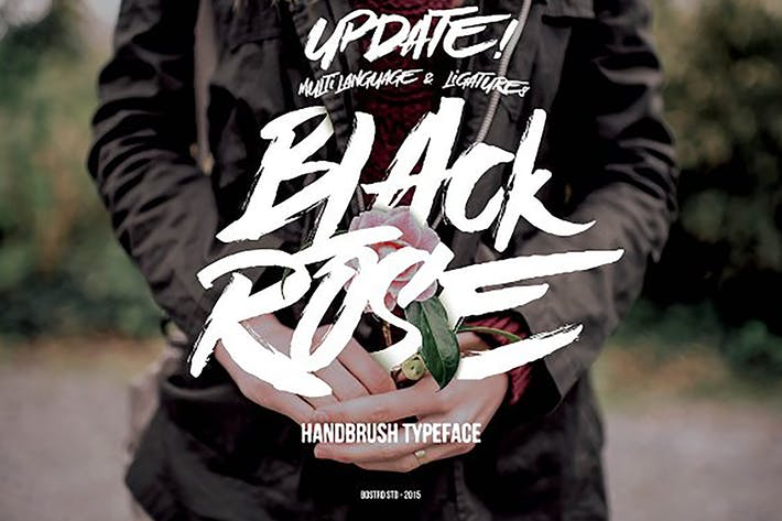 Thumbnail for Black Rose