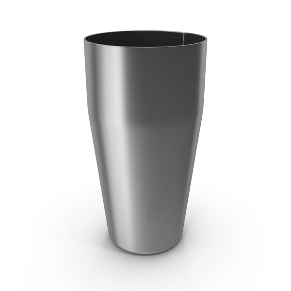 Thumbnail for Steel Water Glass
