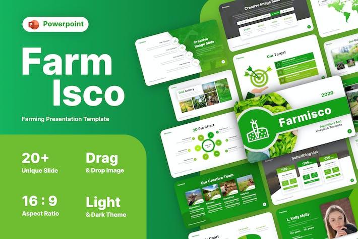 Farmisco Farming Presentation Template