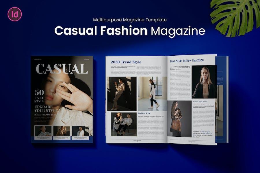 Casual Fashion Magazine