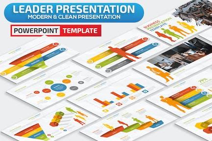 Leader Powerpoint Presentation