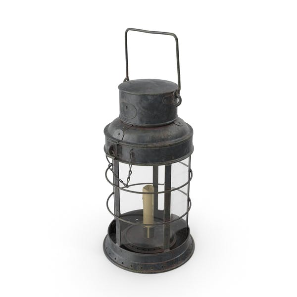 Ship Candle Lantern