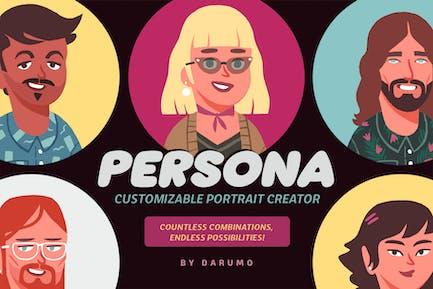 PERSONA Creador de retratos