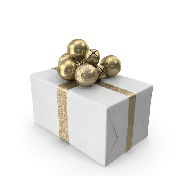 Thumbnail for Wrapped Christmas Gift