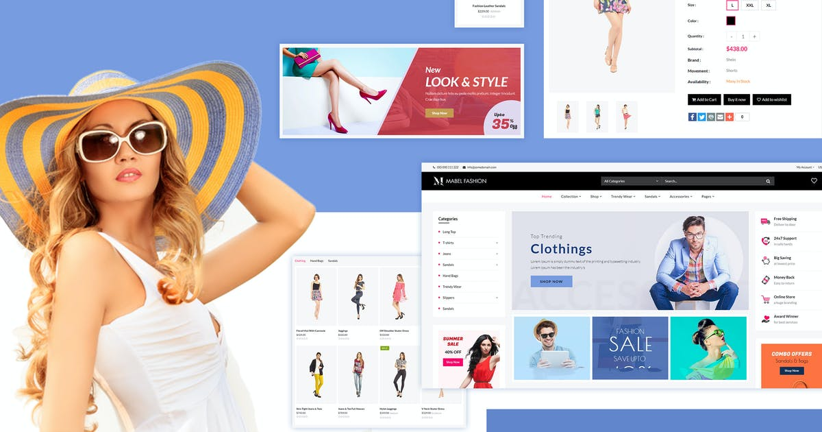 Download Mabel | Fashion Shopify Theme by BuddhaThemes