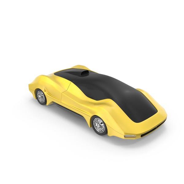 Kunststoff Spielzeugauto