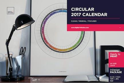 Circular 2017 Calendar