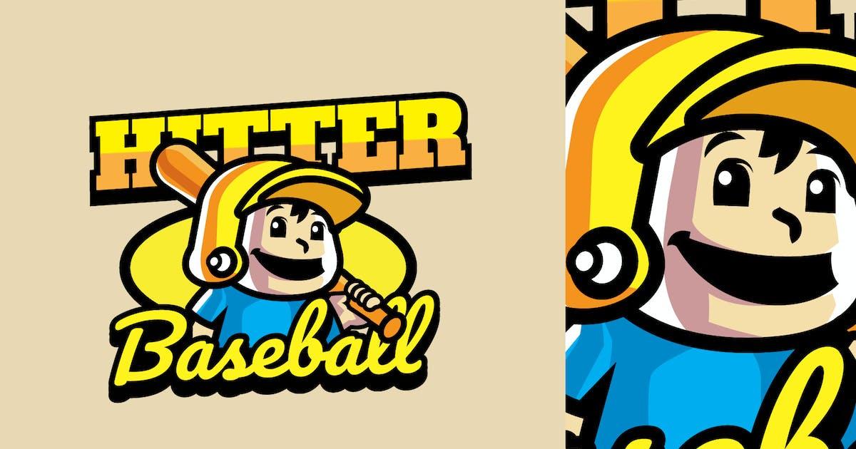 Download Baseball - Mascot Logo by aqrstudio