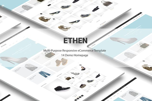 Ethan Responsive Prestashop 1.6, 1.7 Theme - product preview 0