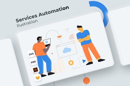 Services Automation