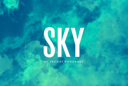 SKY Abstrakte Hintergründe