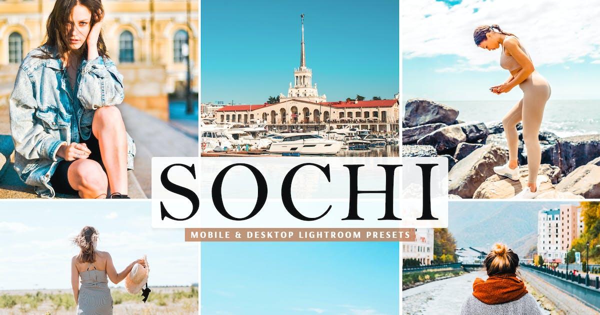 Download Sochi Mobile & Desktop Lightroom Presets by creativetacos