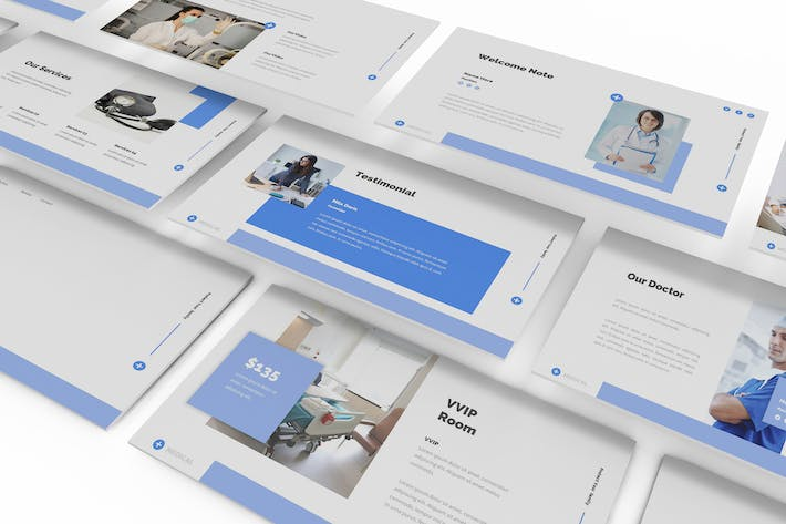 Medical Google Slides Template