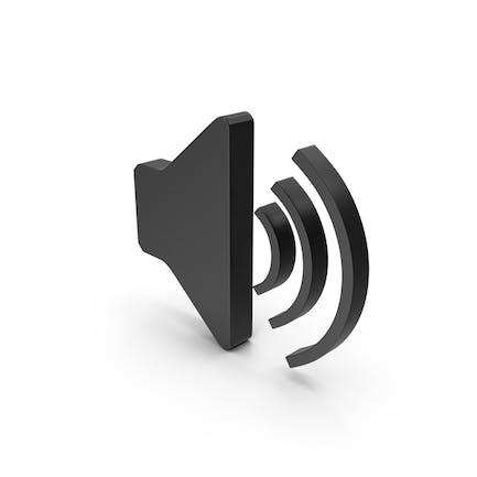 Symbol Sound Black