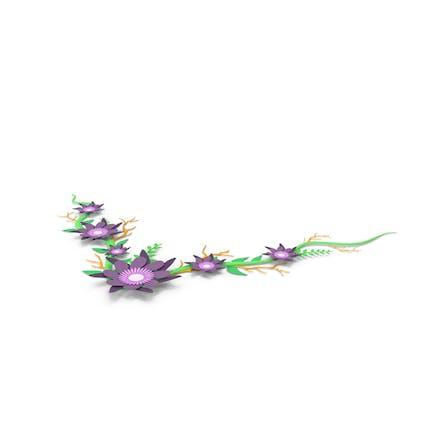 Papier Blume